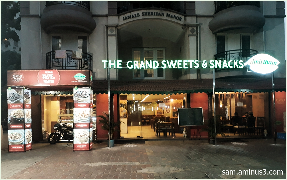 Grand Sweets Amirtham