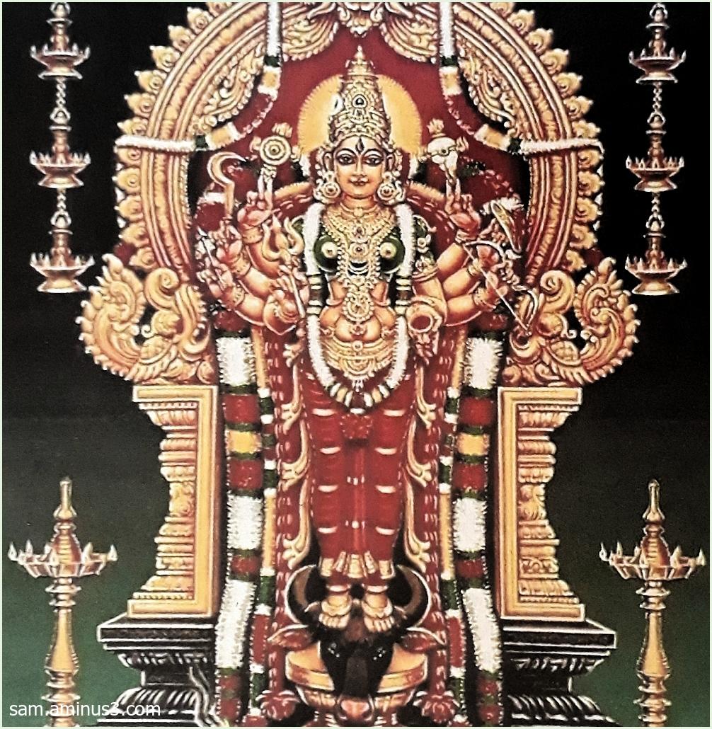 Mahishasura Mardhini