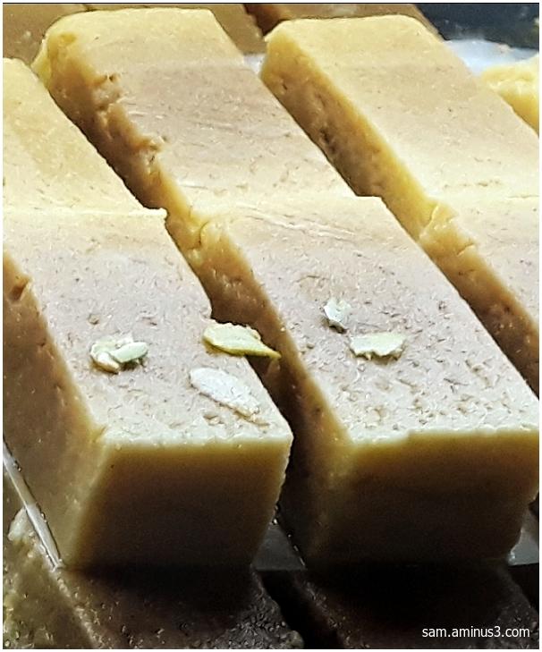 Sweet Mysorepak