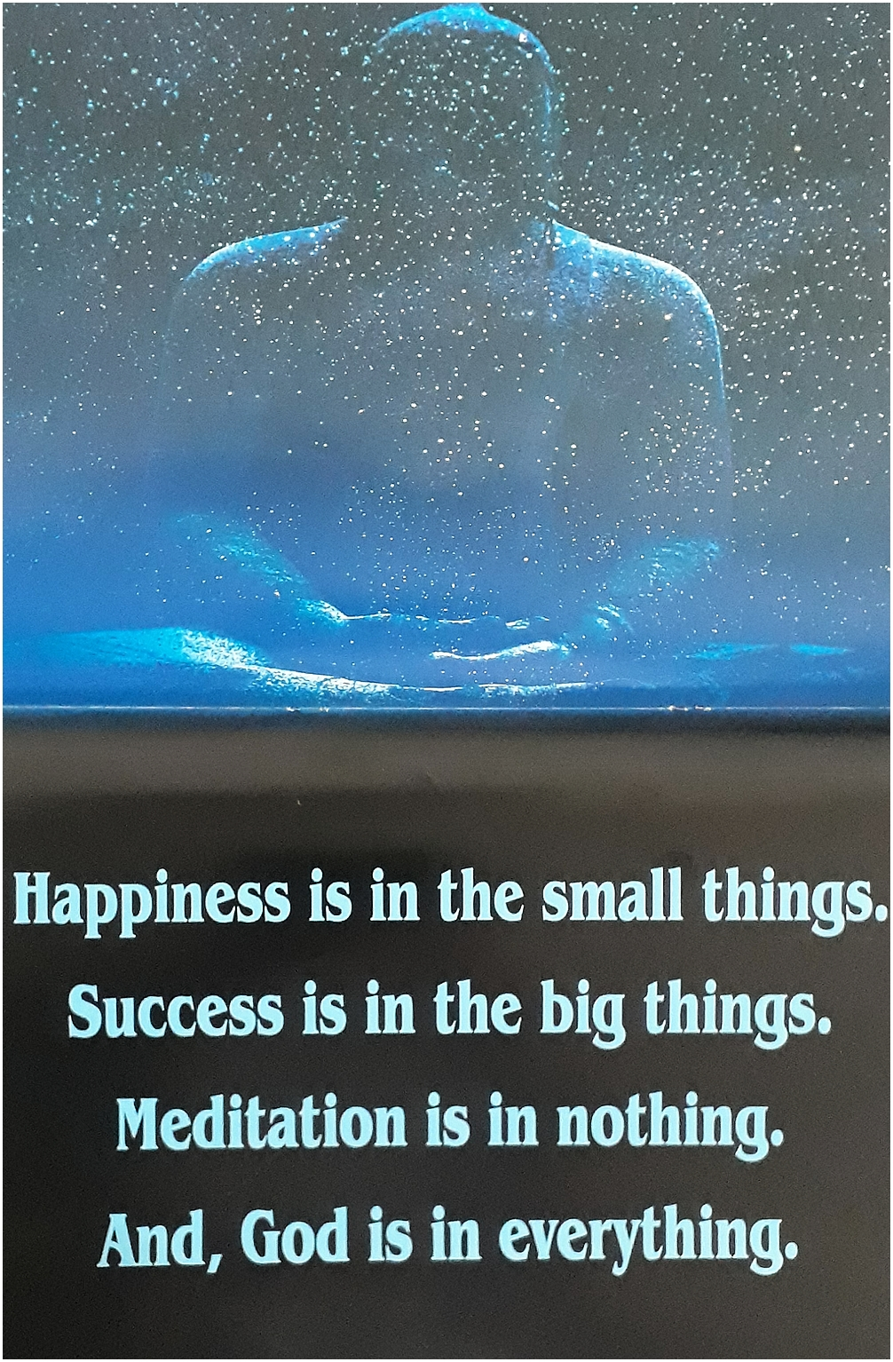 Happiness ...