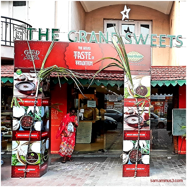 The Grand Sweets