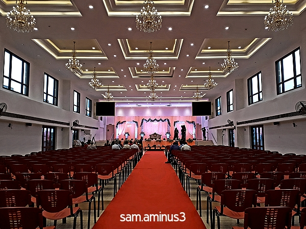 SVV Wedding Hall