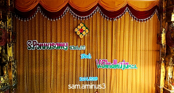 Vasuki Wedding Hall