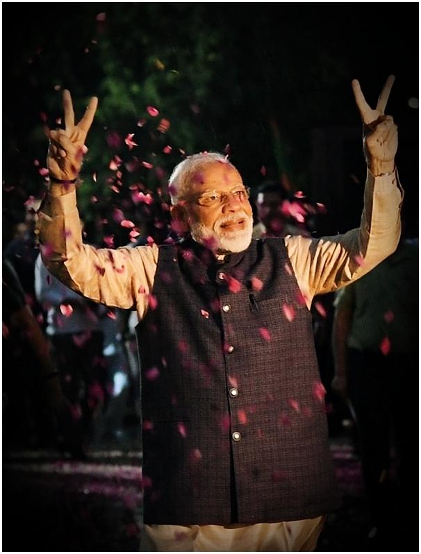 Congratulations Mr Modi