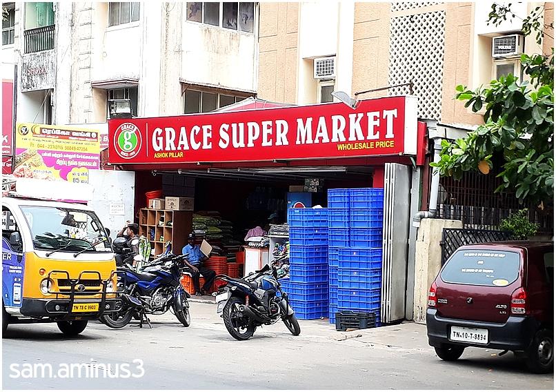 Grace Super Market