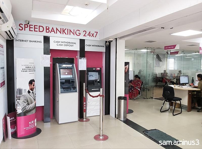 Speed Banking