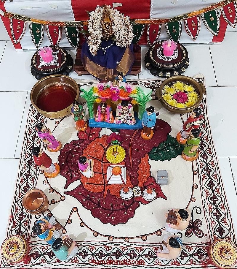 Navarathri Kolu
