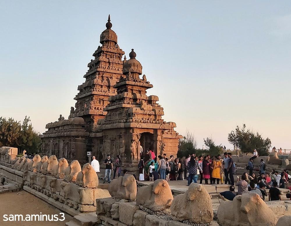 Shore Temple Mamallapuram