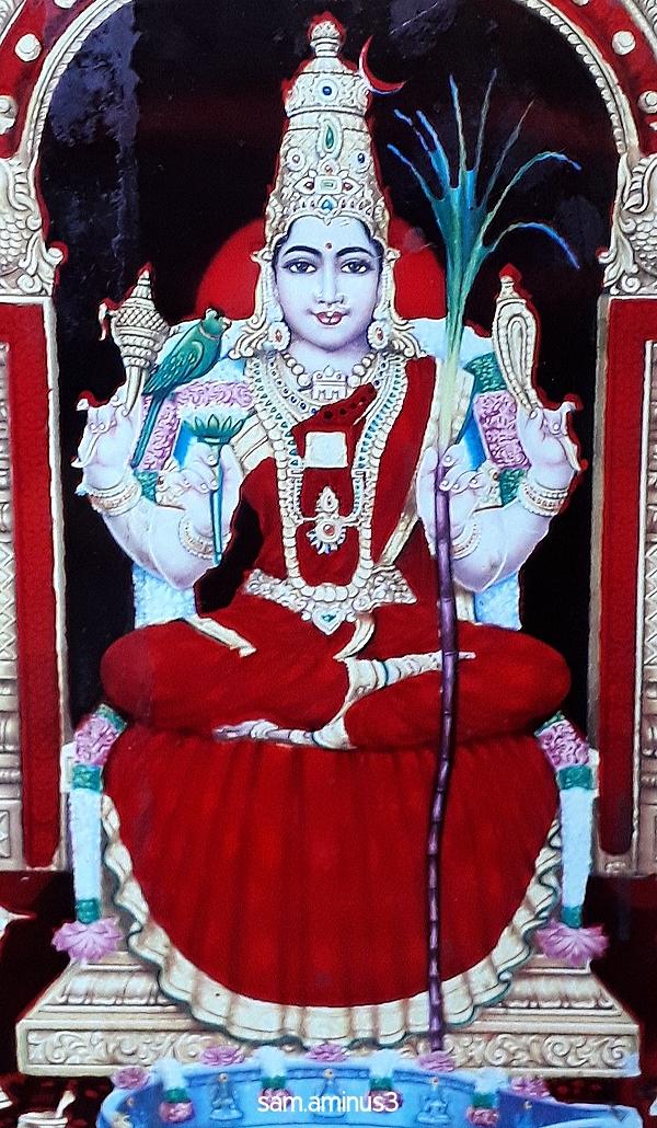 Goddess Shri Kamakshi
