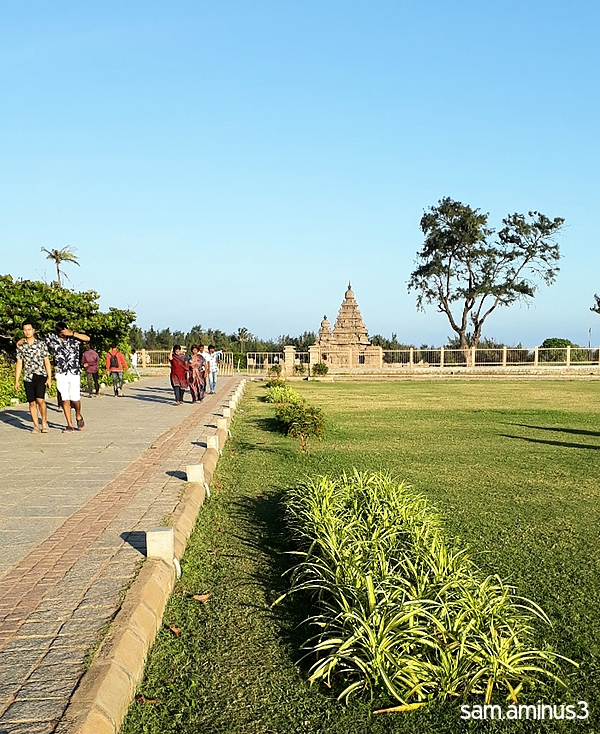 Path to Shore Temple