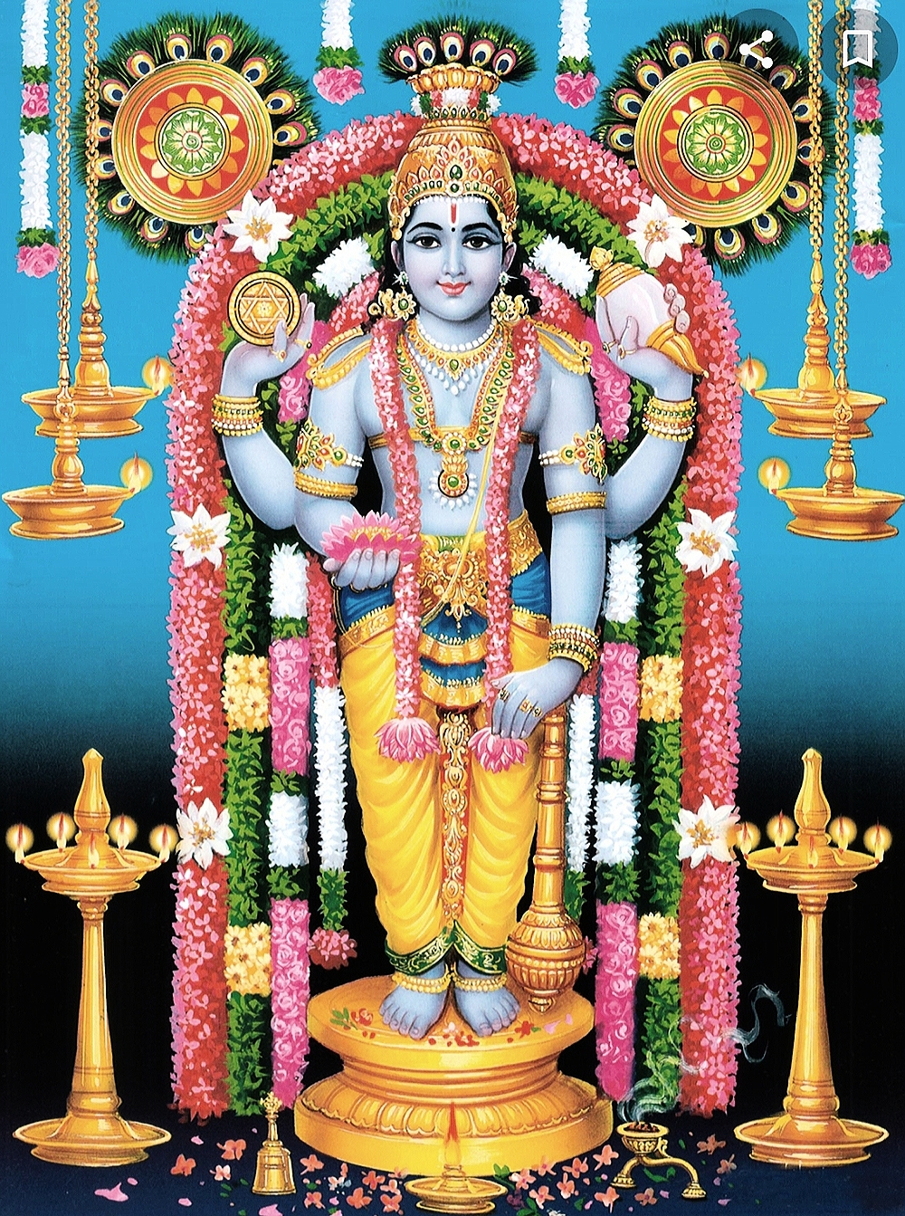 Lord Mahavishnu