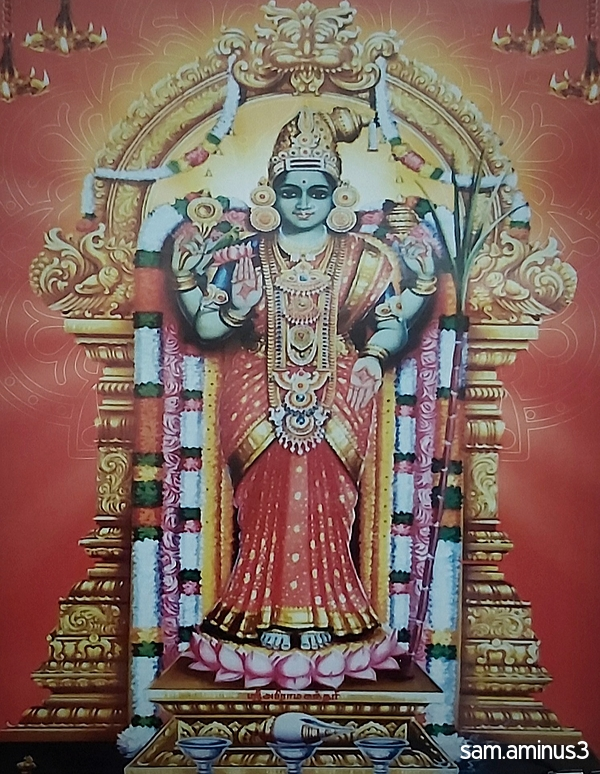 Goddess Abirami