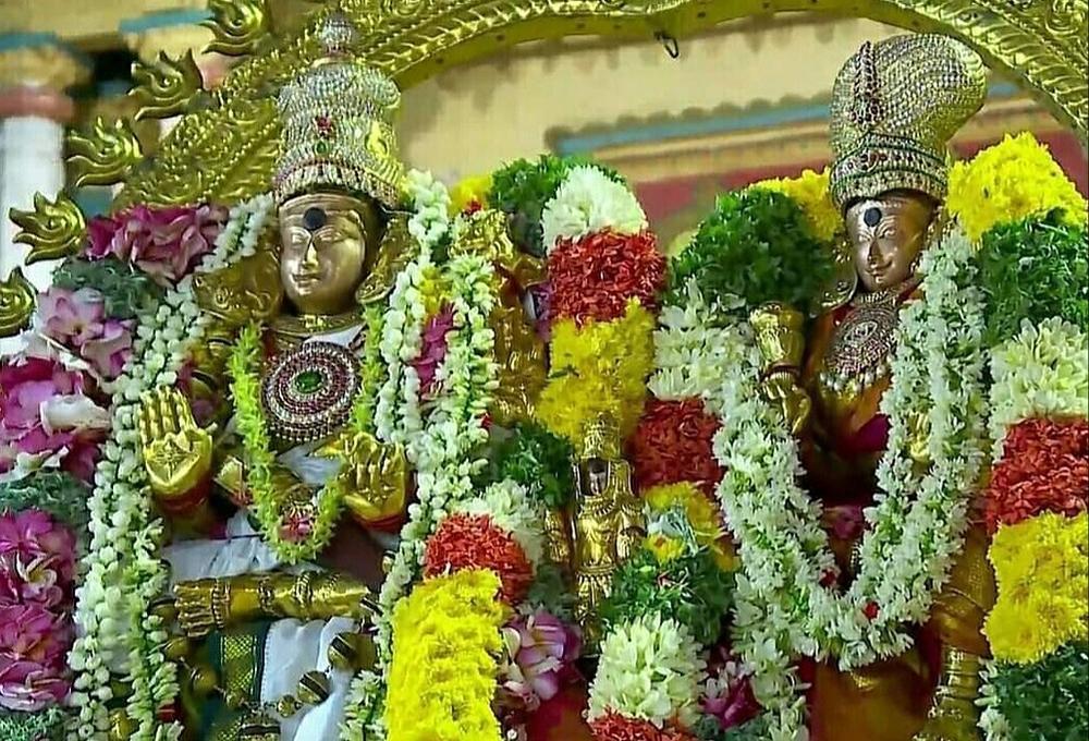 Madurai Temple Festival