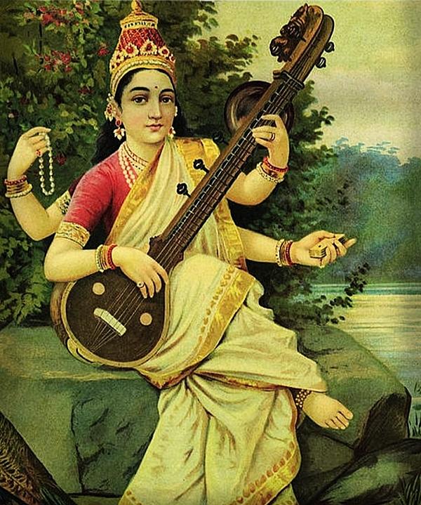 Happy Saraswathi Puja