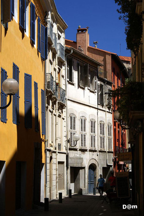 Summer after-noon in Perpignan