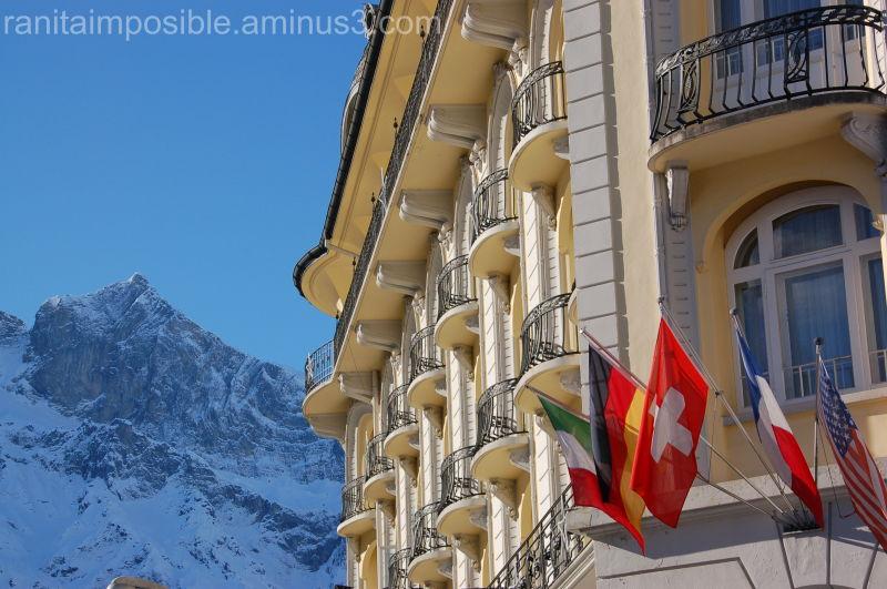 Balconies & Flags