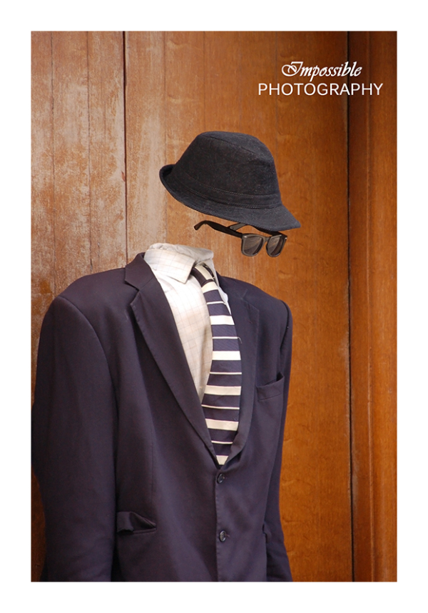 Long Awaited Portrait of the Invisible Man