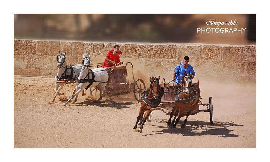 Chariot's Race