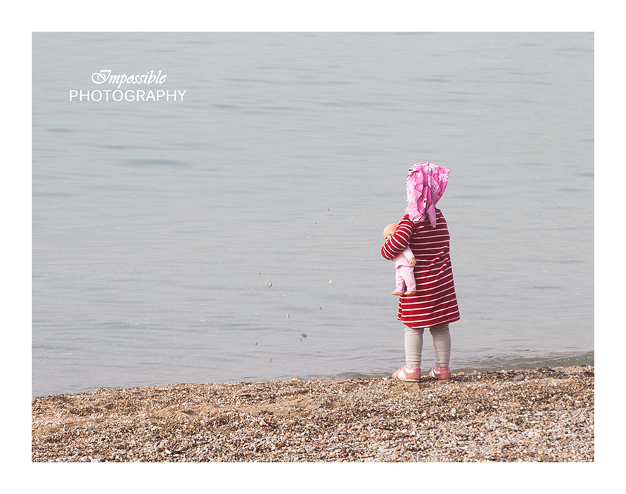 Playing by the Sea