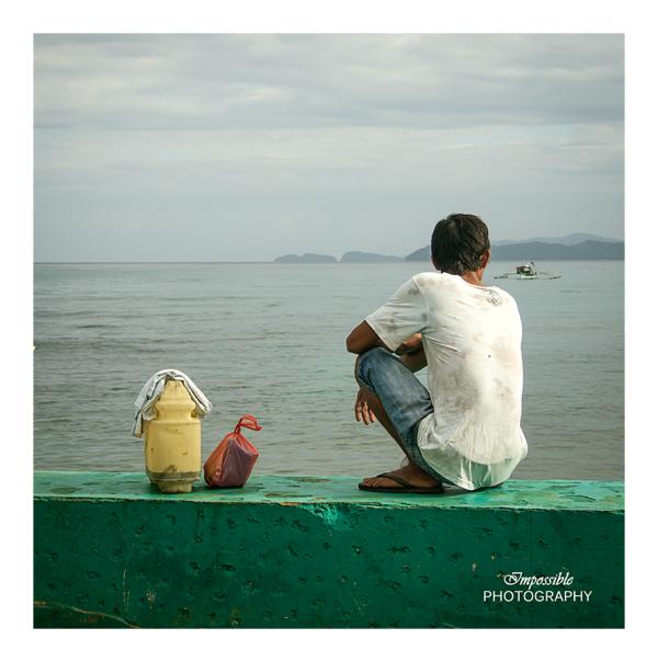 Sea Contemplation