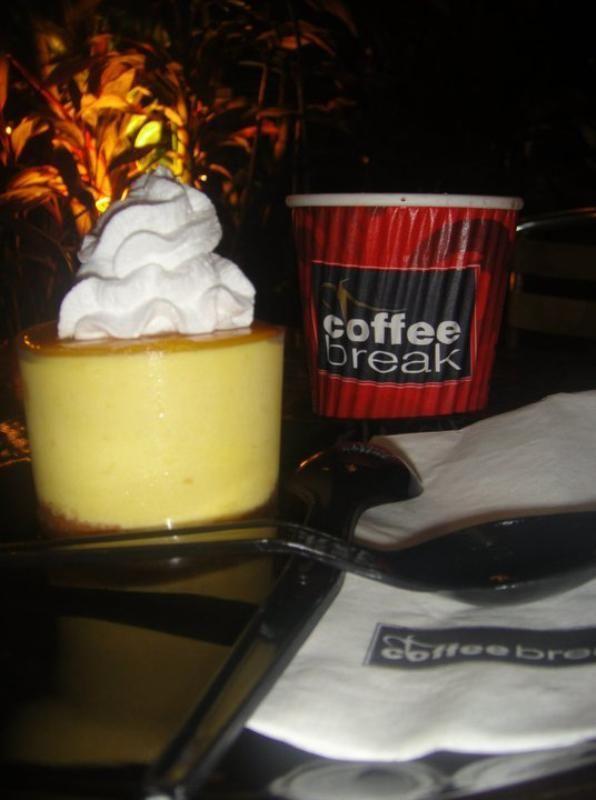 dessert & kofi