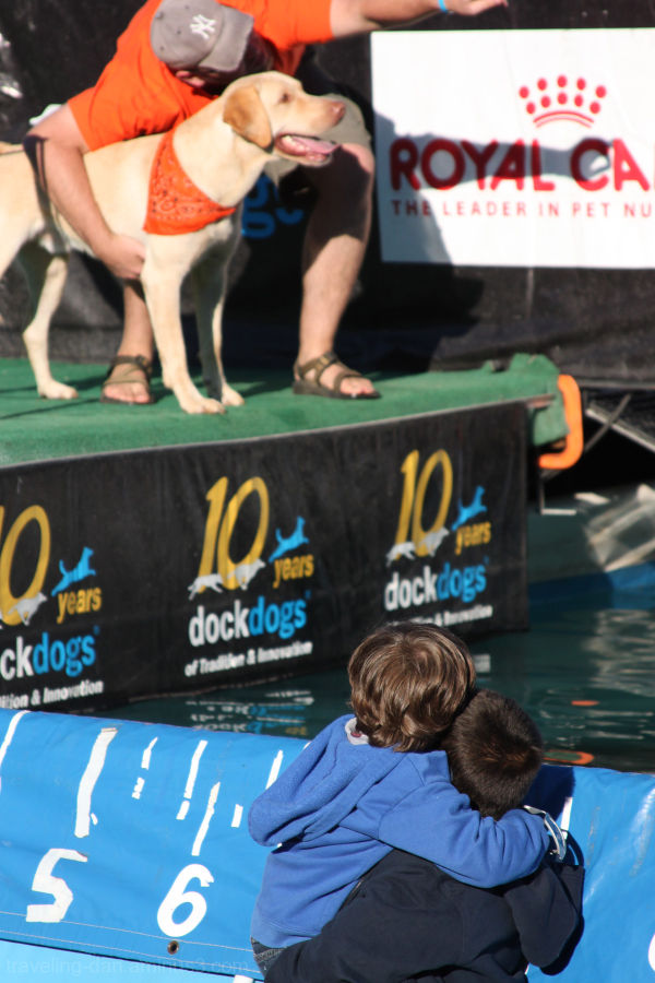 Dock Dog Competition