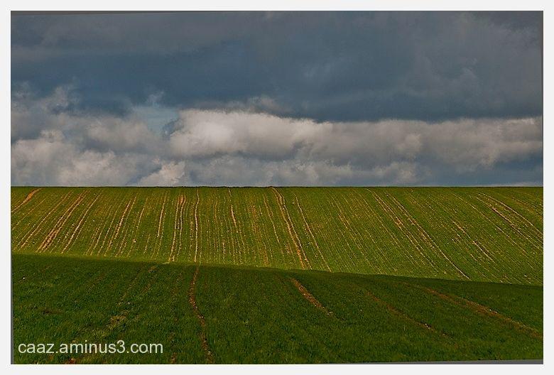 another shot about Castills landscape