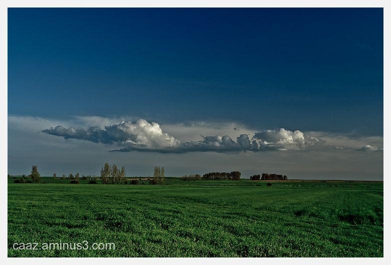 Castilian landscape Photo