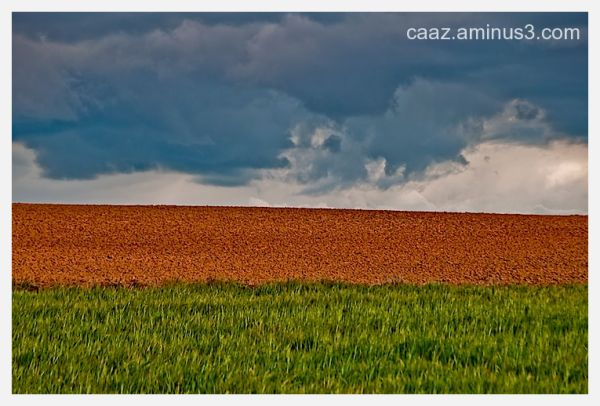 Storm ahead on the fields of Castilla