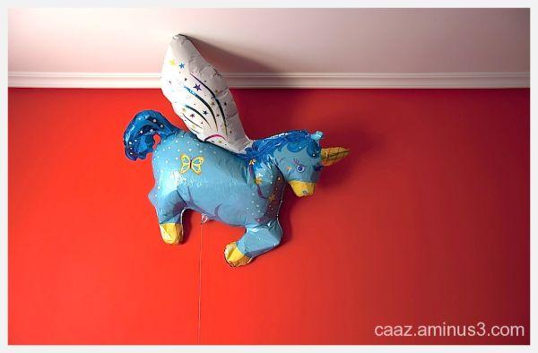 Winged unicorns exist!