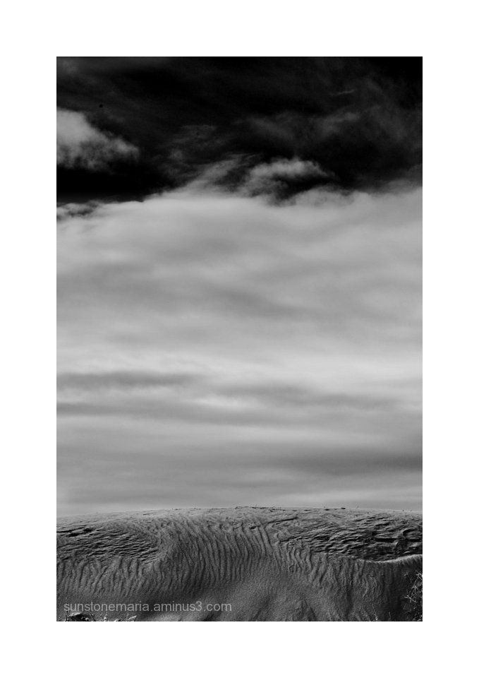 { sand dunes - the land of dervishes I }