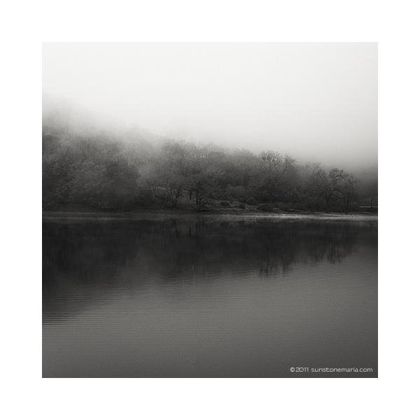 { fog and raindrops }