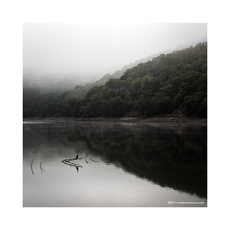 { lake of silence }