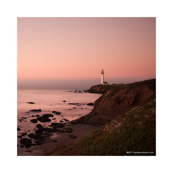 { pigeon point lighthouse }