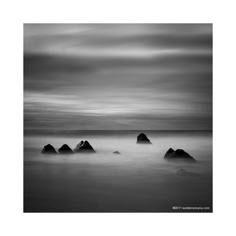 { six triangle rocks }