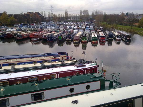 Barge Heaven