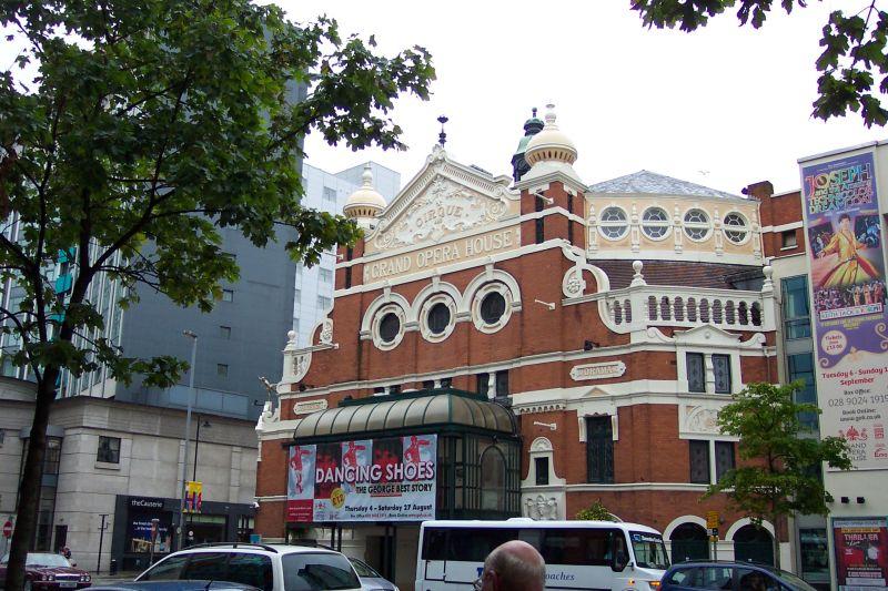 Belfast Opera house
