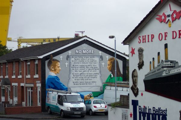 More Wall Art from Belfast