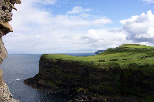 North Antrim Coastline