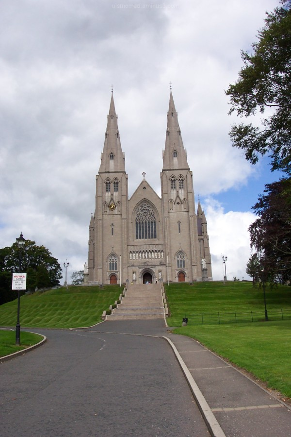 Armagh Cathedral - Roman Catholic
