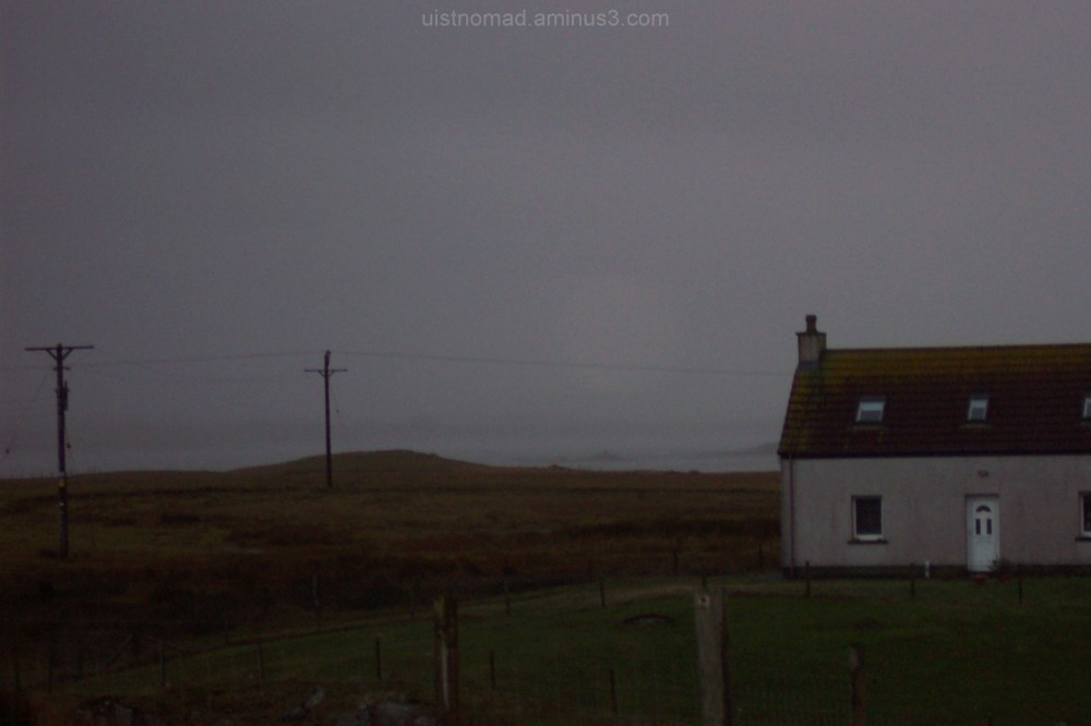 Stormy Day in Grimsay (2)
