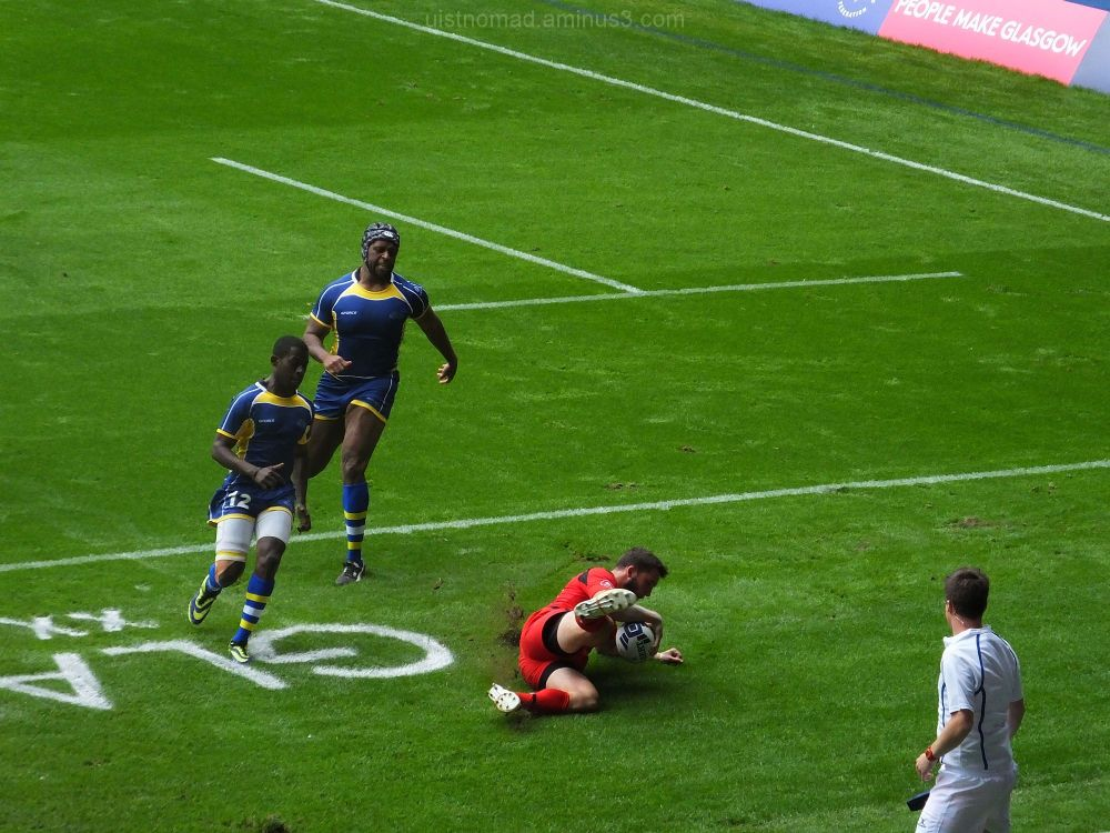 Try for Canada