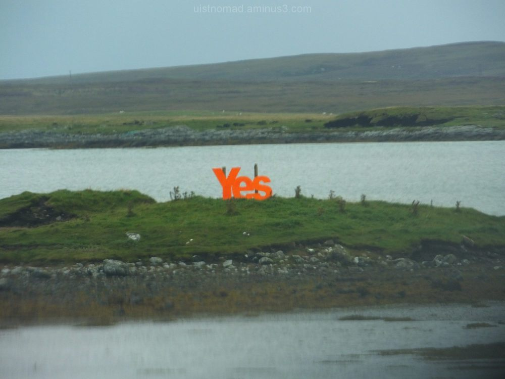 Which way to Vote - Yes or No ?