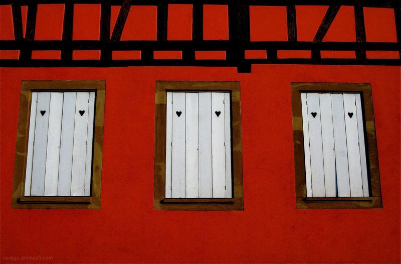 heart wall in strasbourg