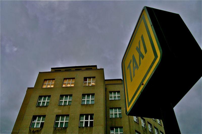 Taxi place In Pragua