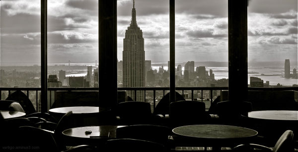 New York City from a coffee point of view