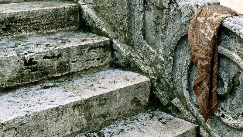 Lost Sacarve in Montepulciano