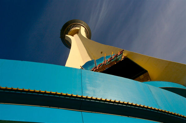 Las Vegas tower called Sphere
