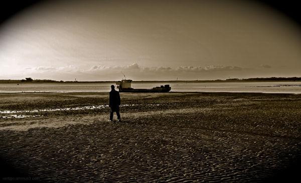 Bretagne coast