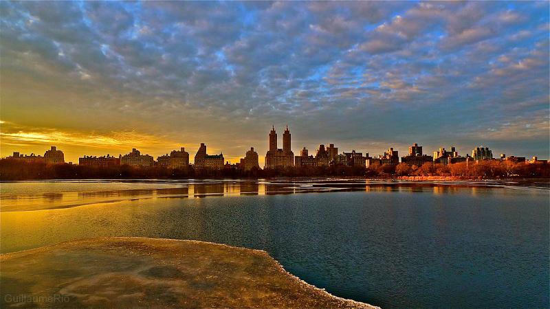 New york Central Park,